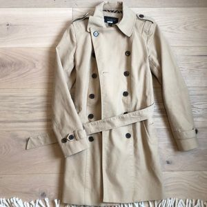 Ann Taylor Trench Size XS